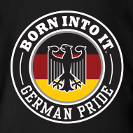 Design ~ German Pride Infant One Piece