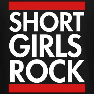 Short girls rock Long Sleeve Shirts - Crewneck Sweatshirt