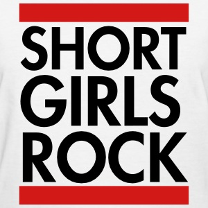 Short girls rock Women's T-Shirts - Women's T-Shirt