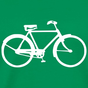 vintage bike T-Shirts - Men's Premium T-Shirt