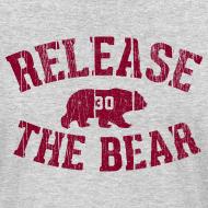 Design ~ Release The Bear long sleeve tee