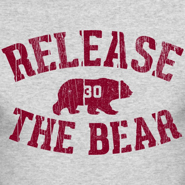 Release The Bear long sleeve tee
