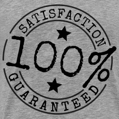 Satisfaction Guaranteed 1