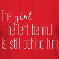 Design ~ The girl left behind him