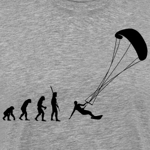 Evolution kite surfing Shirt - Men's Premium T-Shirt