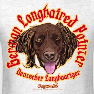 german longhaired pointer T-Shirts - Men's T-Shirt