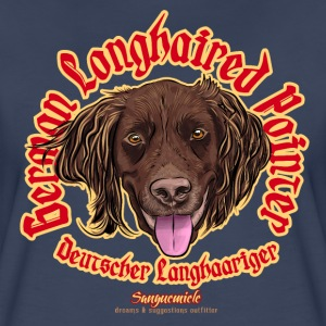 german longhaired pointer Women's T-Shirts - Women's Premium T-Shirt