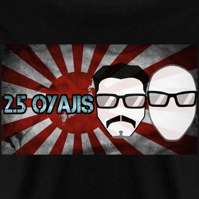 2.5 Oyajis Flag Shirt (men's)
