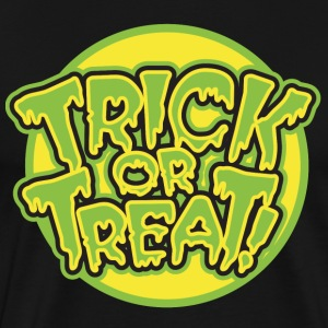 HHalloween Trick or Treat - Men's Premium T-Shirt