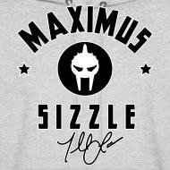 Design ~ Maximus Sig Hoodie Mens