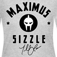 Design ~ Maximus Sig Womens Long Sleeve