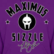Design ~ Maximus Sig Womens Hoodie