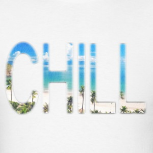 Chill Beach T-Shirts - Men's T-Shirt