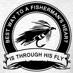 Fly Fishing Humor T-Shirts