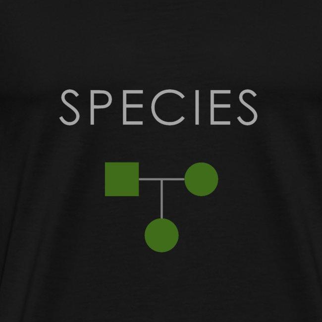 Minimalist design: Species