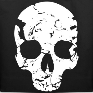 Skull Bags & backpacks - Eco-Friendly Cotton Tote