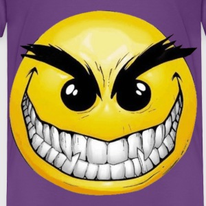 Evil Smiley Baby & Toddler Shirts - Toddler Premium T-Shirt