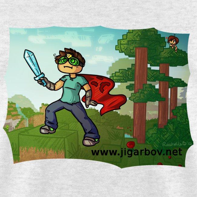 Jigarbov Goes Adventuring