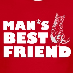 Man's Best Friend Ringer Tee