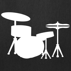 Drums Drummer Bags & backpacks - Tote Bag