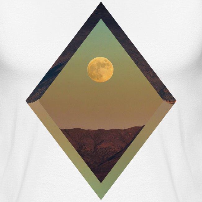 Moon Diamond - BASEBALL BLACK