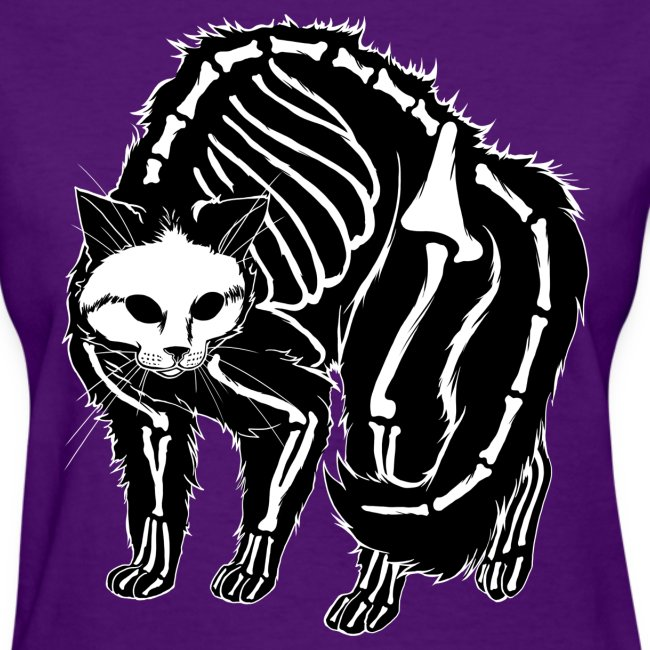 Scaredy Cat (black)