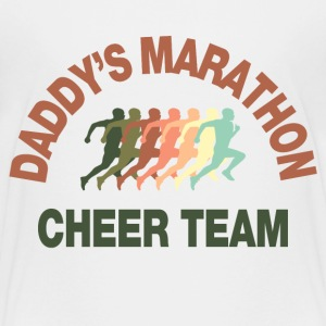 marathon cheer team Kids' Shirts - Kids' Premium T-Shirt