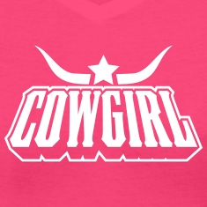 Cowgirl Women's T-Shirts