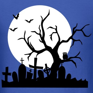 Spooky Night T-Shirts - Men's T-Shirt