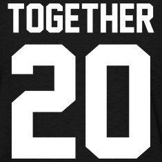 Together 20 Women's T-Shirts