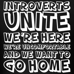 INTROVERT UNITE T-Shirts - Men's T-Shirt