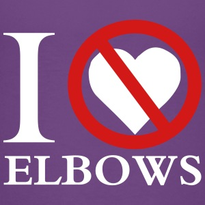 I No Heart Elbows - Kids' Premium T-Shirt