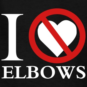 I No Heart Elbows - Kids' T-Shirt