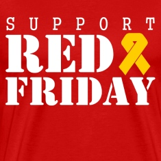 support red friday T-Shirts