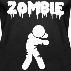 Zombie Tanks - Women's Premium Tank Top