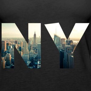 NY for NEW YORK Tanks - Women's Premium Tank Top