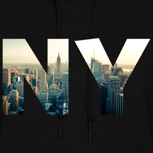 NY for NEW YORK Hoodies - Women's Hoodie