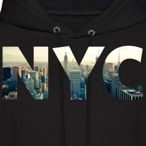 nyc new_york_city Hoodies - Men's Hoodie