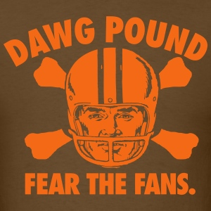 Dawg Pound T-Shirts - Men's T-Shirt