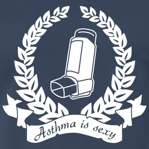 Asthma is Sexy T-Shirts - Men's Premium T-Shirt