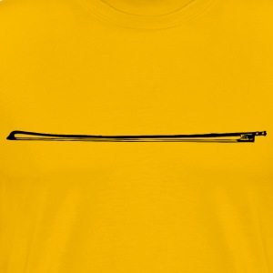 Violin Bow - Men's Premium T-Shirt