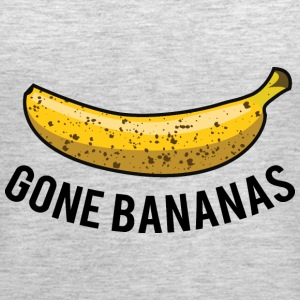 Gone Bananas Tanks - Women's Premium Tank Top