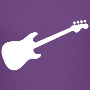 Bass guitar Baby & Toddler Shirts - Toddler Premium T-Shirt