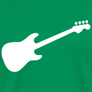 Bass guitar T-Shirts - Men's Premium T-Shirt
