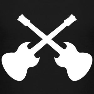 guitar cross Baby & Toddler Shirts - Toddler Premium T-Shirt