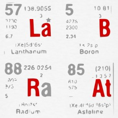 Lab Rat (Gray Red).png T-Shirts