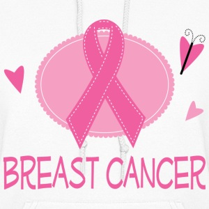 Breast Cancer Pink Ribbon Hoodies - Women's Hoodie
