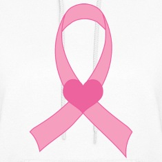Breast Cancer Pink Ribbon Hoodies