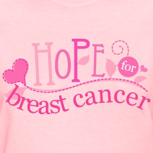 Breast Cancer Support Women's T-Shirts - Women's T-Shirt