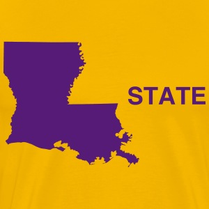 Louisiana State - Men's Premium T-Shirt